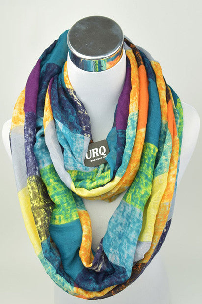 The Rhiannon Scarf In Rio - Indie Boho Boutique