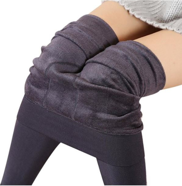 Medea Fleece Lined Leggings (More Colors To Choose From) - Indie Boho Boutique