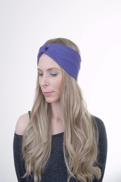 The Moon Shadow Turban Headband Collection (More Colors to Choose From) - Indie Boho Boutique