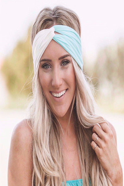 The Perfect Twin Twist Handmade Turban Headband Collection (3 Styles to Choose From) - Indie Boho Boutique