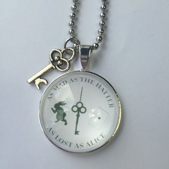 Alice in Wonderland Necklace - Fabulous Boutique Online