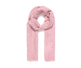 Pink Sequin Scarf - Fabulous Boutique Online
