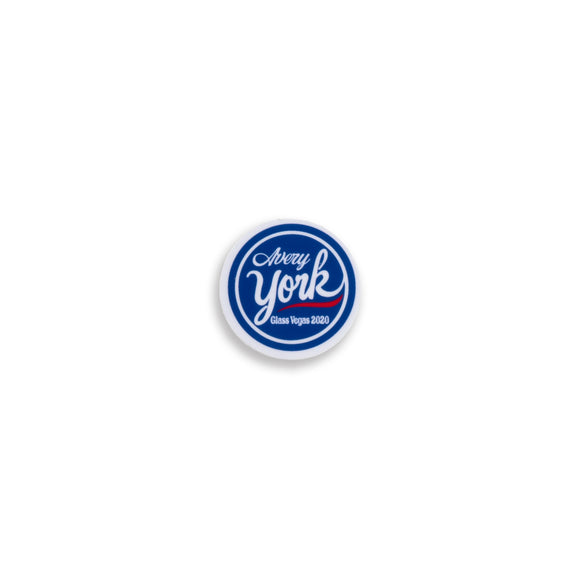 Avery York - Peppermint Patty Sticker