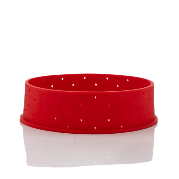 MAV - Silicon Beaker Bumper | Red