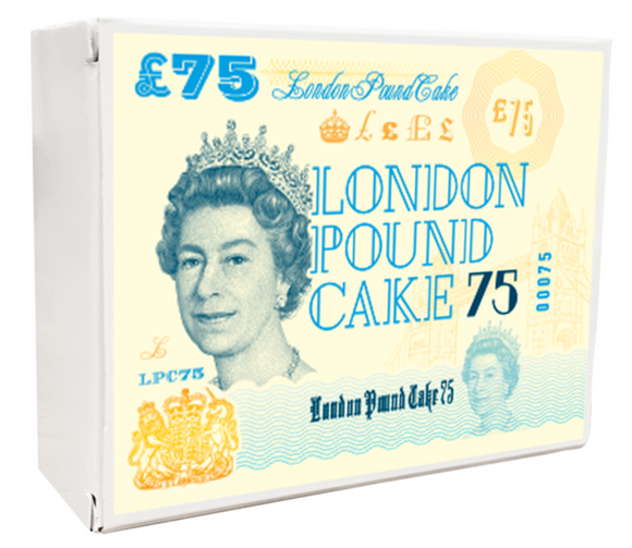 Cookies - London Pound Cake 100 pc. Puzzle