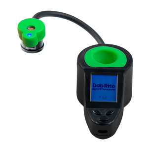 Dab Rite - Digital IR Thermometer | Green