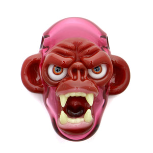 Coyle - 2019 Open Mouth Monkey Head Pendant