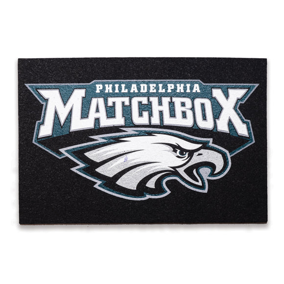 Philadelphia Matchbox Eagles Mat (Large)