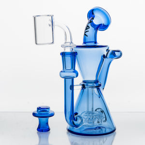MAV - Mini Santa Monica Recycler Setup