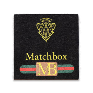 Matchbox Green & Red Mat (Small)