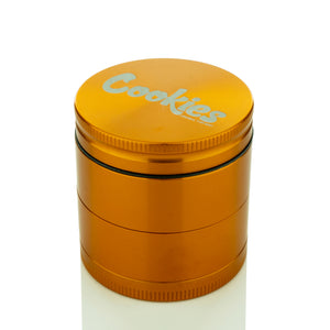 Cookies x Santa Cruz Shredder - Medium 4 Piece Grinder | Orange