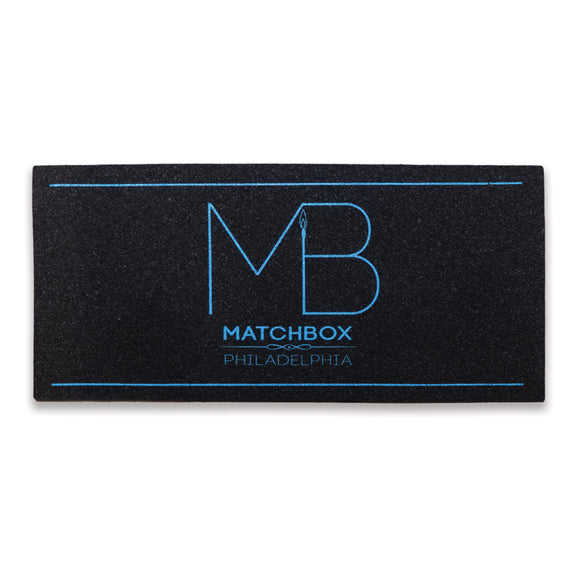 Matchbox Signature Mat | Blue (X-Large)