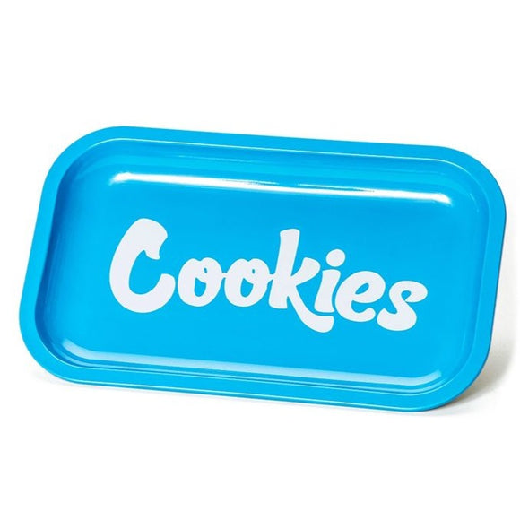 Cookies - Medium Rolling Tray | Blue