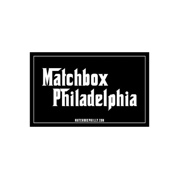 Matchbox Sticker | The Don