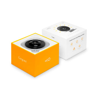 Oco Home Monitoring Camera (2-pack)