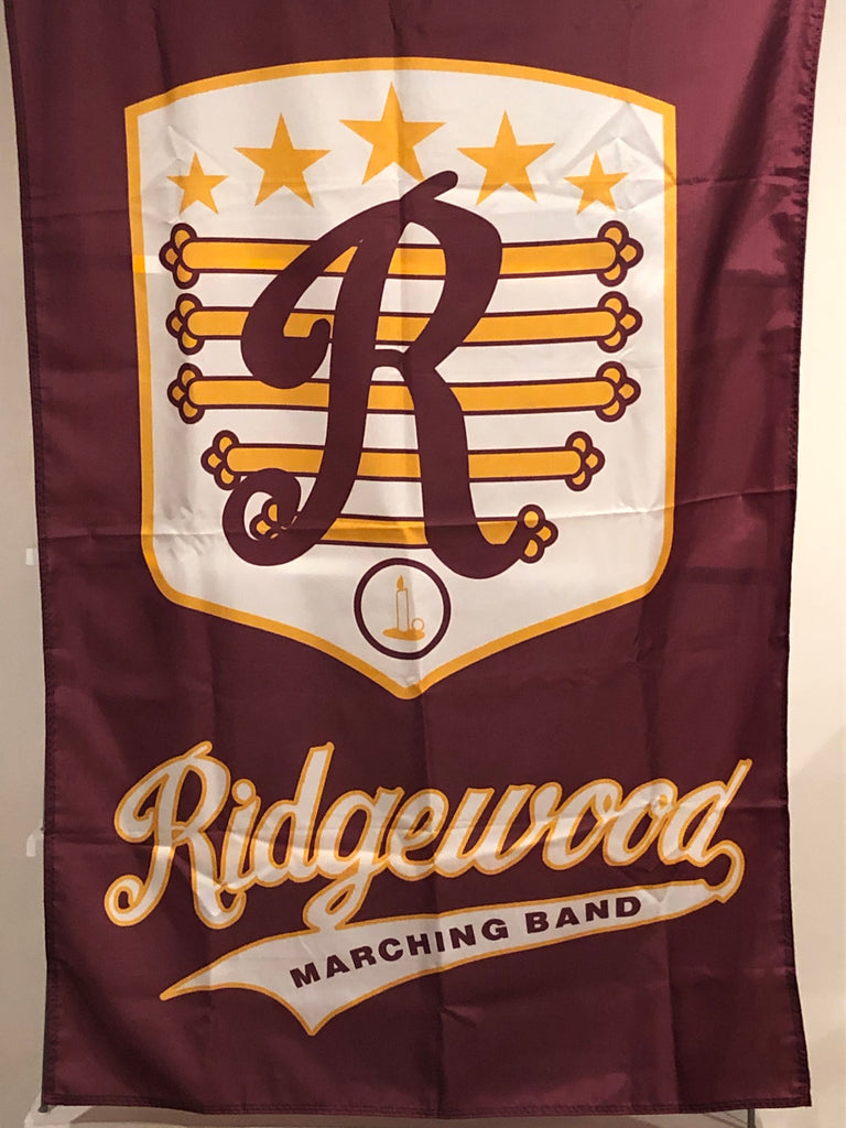 Marching Band Flag