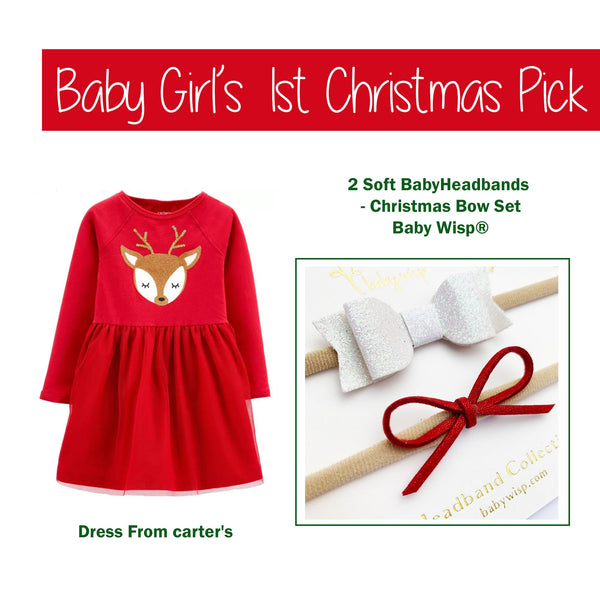 Baby Girl's First Christmas Gift Ideas
