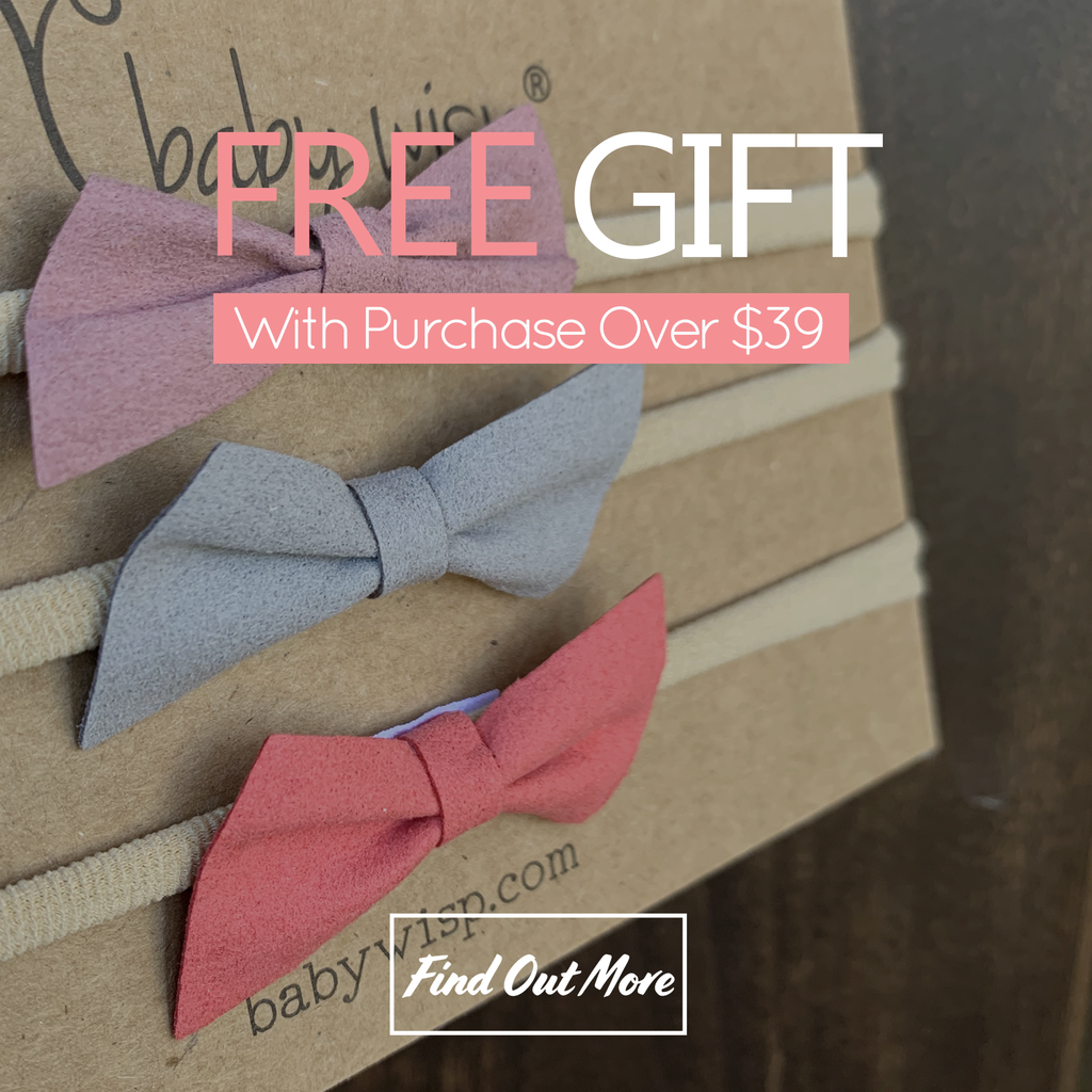 FREE GIFT with purchase has just changed!