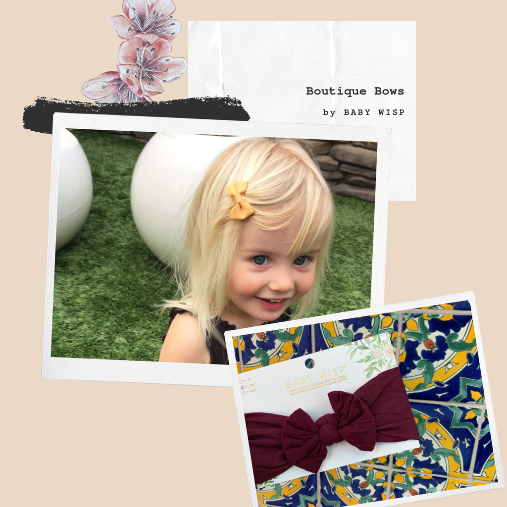 Boutique Bows to Match those Fall Fashion Outfits! | Baby Wisp