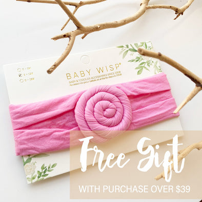 FREE* Nylon Roll Infant Headwrap