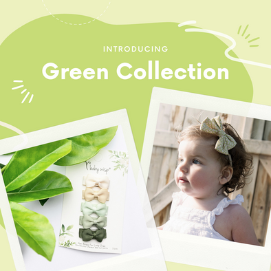 Introducing: The Green Collection