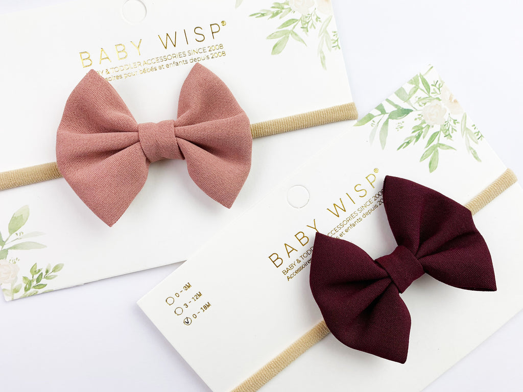 New Colors Available in our Fanny Bow!