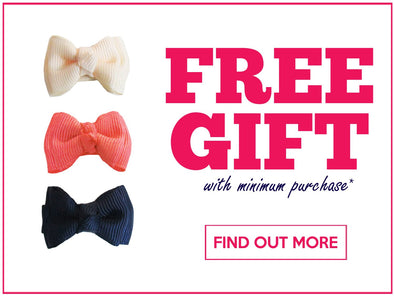 Autumn Sunset Hair Bow Collection FREE with minimum purchase!
