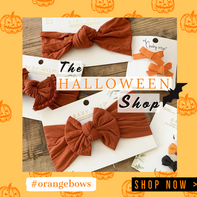 Get ready for Halloween! Baby & Toddler Girls Halloween Themed Accessories