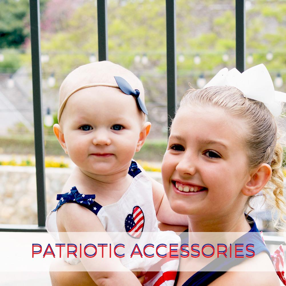 Memorial Day  - Bows for Patriotic Occasions