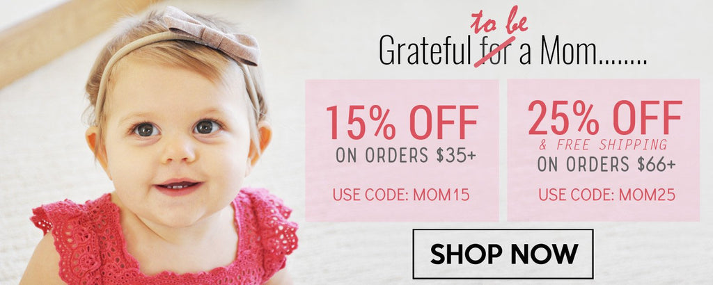 GRATEFUL to be a Mom SALE