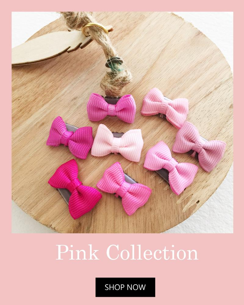 New PINK Color Collection!