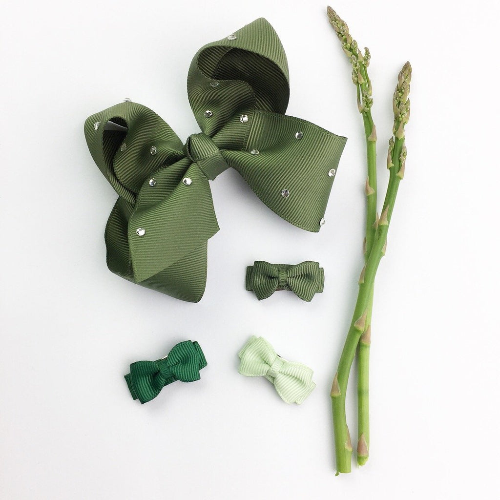 Just in Time for St. Patrick's Day.....New GREEN Color Collection!