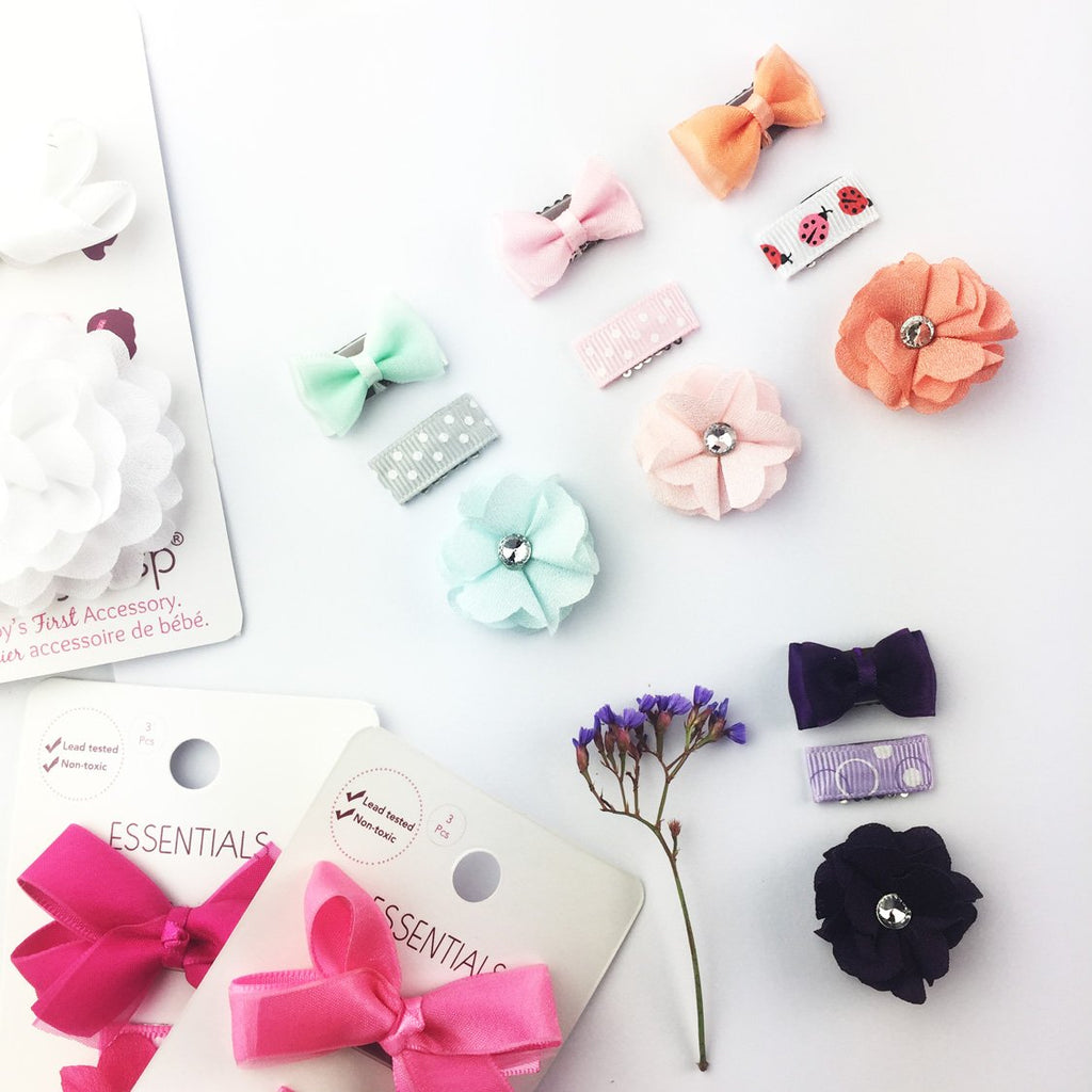 Beautiful Baby Gift Sets in Dainty Colours Now On Sale!