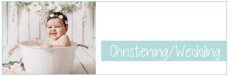 Christening/Wedding | White & Ivory Collection