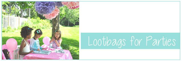 Lootbags for Kids' Parties