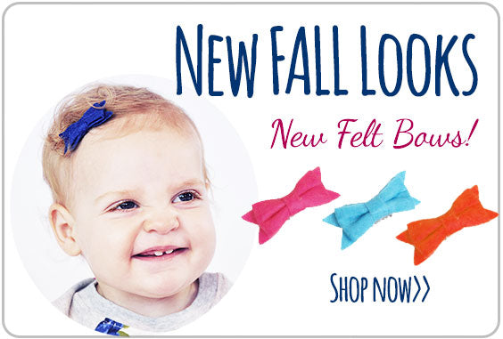 Baby Hair Accessories for Baby Girls