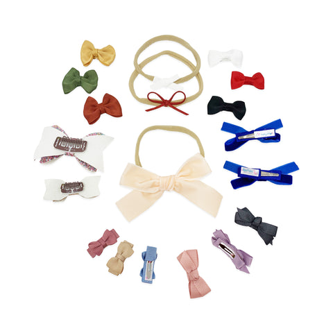 baby wisp hair accessories