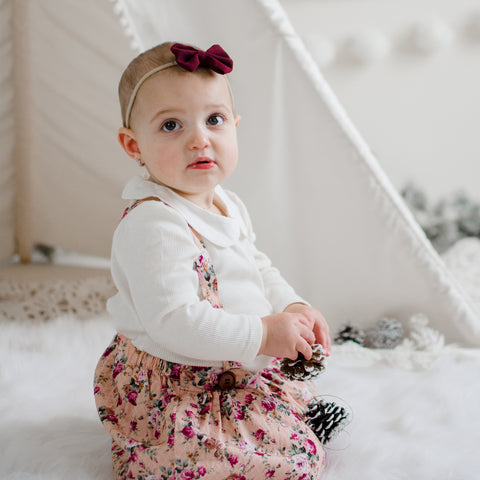 6753736ecd8c How to wear Baby Headbands – Baby Wisp