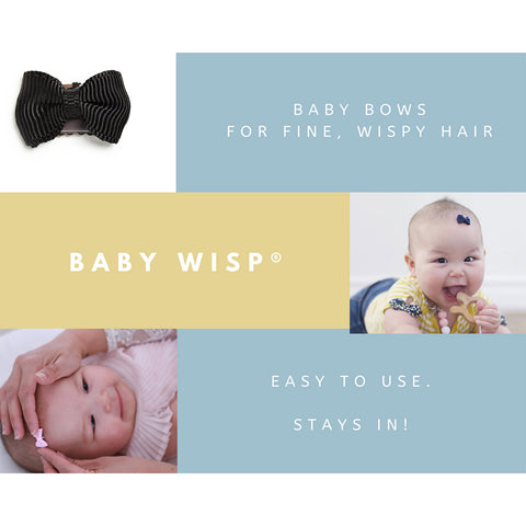 My Favorite Baby Hair clips that Stay In