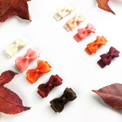 New Harvest Hair Bow Collection Packs for Fall