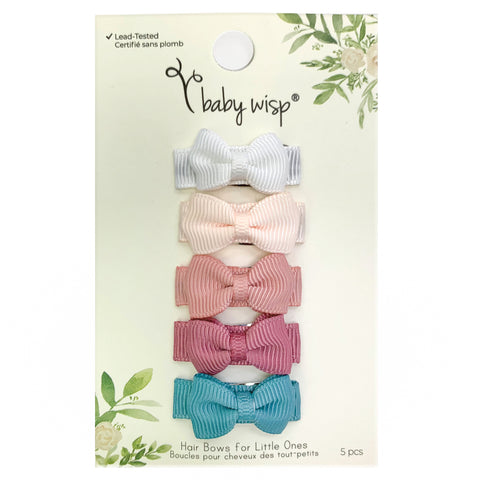 cascade bows by baby wisp