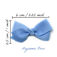 Design of Aiyanna Bow By Baby Wisp