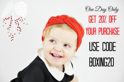 Boxing Day Sale At Baby Wisp