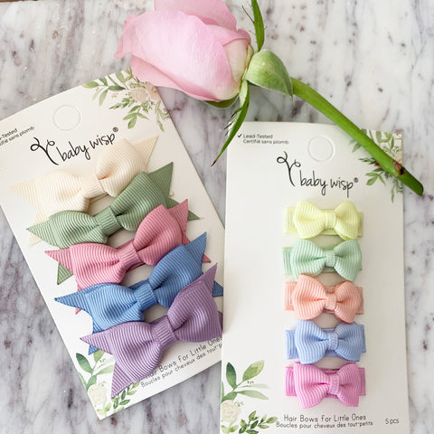 Pretty Easter Bows