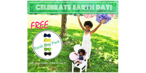 Remember to do something to teach the kids about saving our earth today!