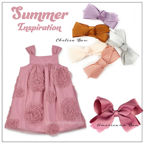 Summer baby style