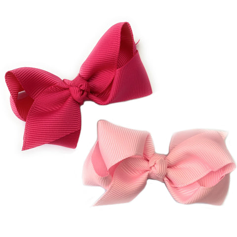 pink boutique bows