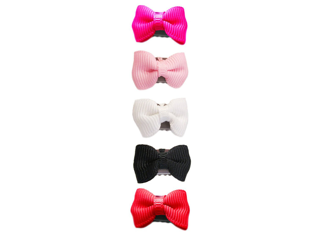 classic baby hair bows collection
