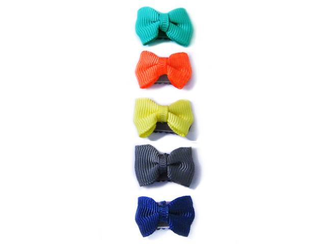 5 Baby Bows - Modern Baby Collection