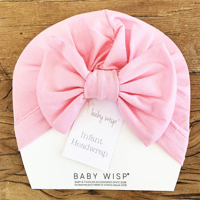 Butterfly Bow Headwrap Hat - Baby Wisp